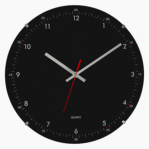 Buy John Lewis Archie Wall Clock Online at johnlewis.com
