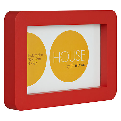 "Buy House by John Lewis Frames, 4 x 6"" (10 x 15cm) Online at johnlewis.com"