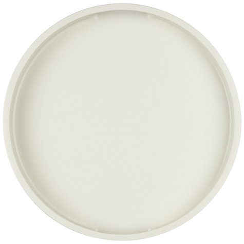 Buy John Lewis Round Painted Wood Tray Online at johnlewis.com