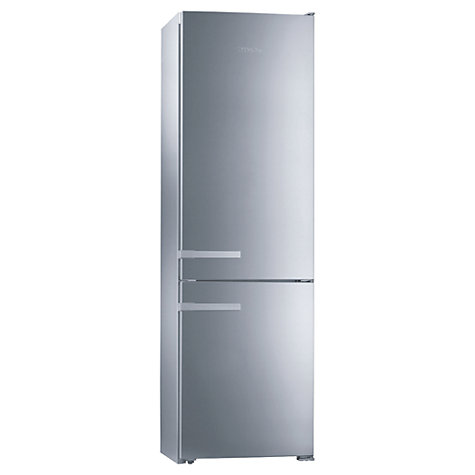 Buy Miele KFN12923 SD-2 Fridge Freezer, Stainless Steel Online at johnlewis.com