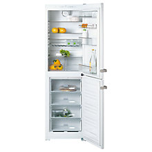 Buy Miele KFN12924SD-1 Fridge Freezer, White Online at johnlewis.com
