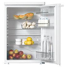 Buy Miele K12010S Larder Fridge, A Energy Rating, 55cm Wide, White Online at johnlewis.com