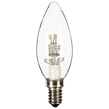 Buy Calex 0.9W SES LED Bulb, Pearl Online at johnlewis.com