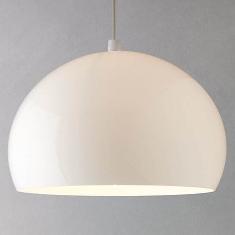 Buy Kartell FLY Ceiling Light Online at johnlewis.com