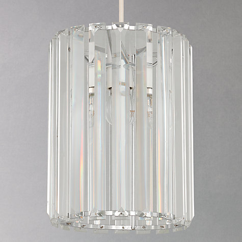 Buy John Lewis Frieda Crystal Ceiling Shade Online at johnlewis.com