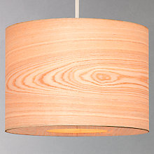 Buy John Lewis Easy-to-fit Harry Wood FX Shade and Diffuser Online at johnlewis.com