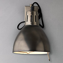 Buy John Lewis Heritage Extending Arm Wall Light Online at johnlewis.com