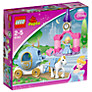 Buy LEGO DUPLO Disney Princess Cinderella's Carriage Online at johnlewis.com