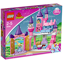 Buy LEGO DUPLO Disney Princess Cinderella's Castle Online at johnlewis.com