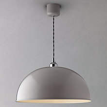 Buy John Lewis Plymouth Pendant Online at johnlewis.com