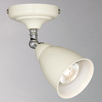 John Lewis Plymouth Single LED Spotlight