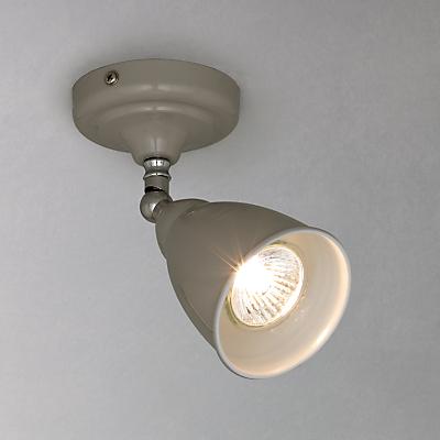 John Lewis Plymouth Single LED Spotlight