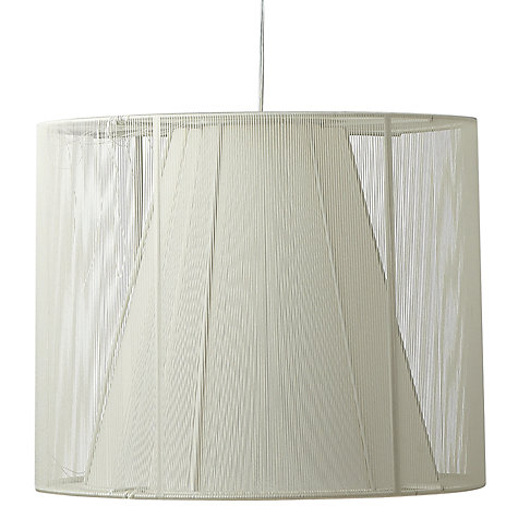Buy John Lewis Suji String Pendant Online at johnlewis.com
