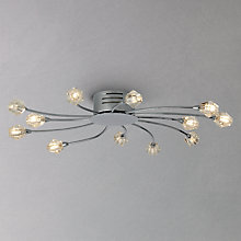 Buy John Lewis Jewel Semi-flush Ceiling Light Online at johnlewis.com