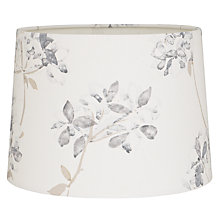 Buy John Lewis Anaia Floral Shade, Grey Online at johnlewis.com