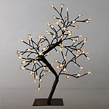 Buy Parlane 96 LED Blossom Tree Light, Large, White Online at johnlewis.com