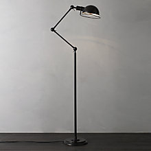 Buy John Lewis Rouble Floor Lamp Online at johnlewis.com