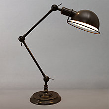 Buy John Lewis Rouble Task Lamp Online at johnlewis.com