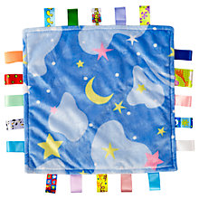Buy Little Taggies Comforter, Starry Night Online at johnlewis.com