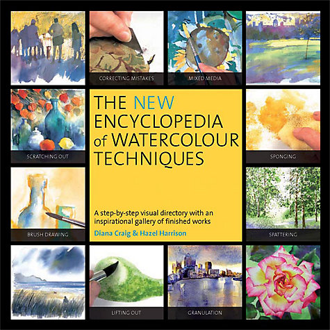 Buy The New Encyclopedia of Watercolour Techniques Online at johnlewis.com