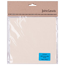 Buy John Lewis 16 Count Aida, Small Online at johnlewis.com