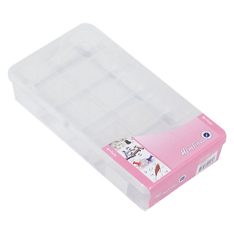 Buy Hemline Storage Box, Small Online at johnlewis.com