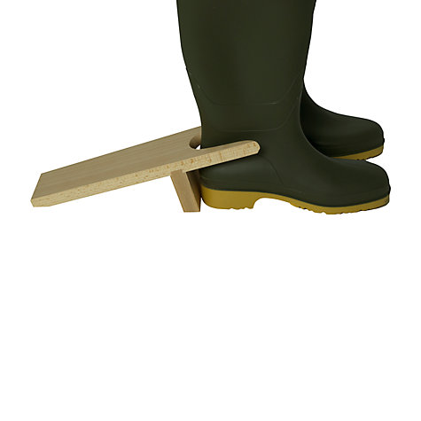 Buy John Lewis FSC Beech Wellington Boot Remover Online at johnlewis.com