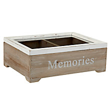 Buy John Lewis Coastal Memories Storage Box Online at johnlewis.com