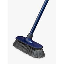 Buy John Lewis The Basics Broom Online at johnlewis.com