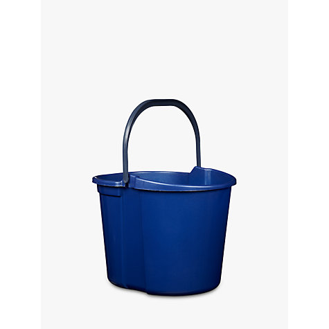 Buy John Lewis The Basics Bucket Online at johnlewis.com