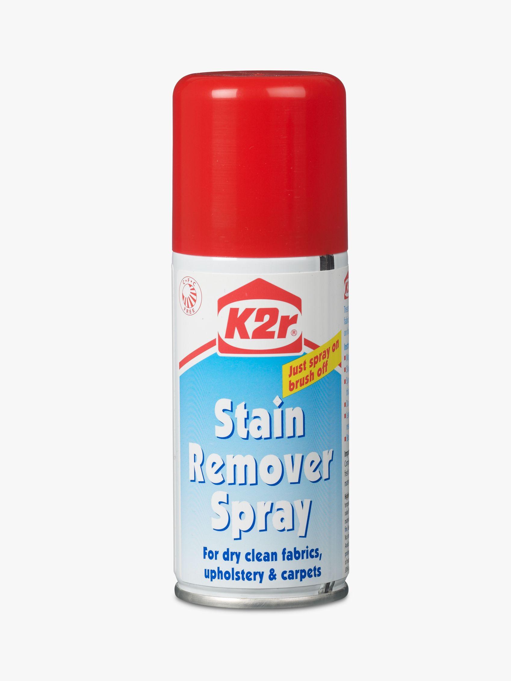 K2r K2r Stain Remover Spray, 100ml