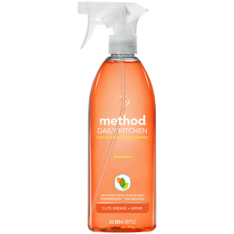 Buy Method Daily/Kitchen Spray, Clementine Online at johnlewis.com