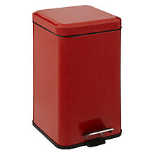 Buy House by John Lewis Pedal Bin, 12L Online at johnlewis.com