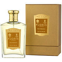 Buy Floris Victorious Eau de Parfum, 100ml Online at johnlewis.com