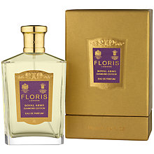 Buy Floris Royal Arms Diamond Edition Eau de Parfum, 100ml Online at johnlewis.com