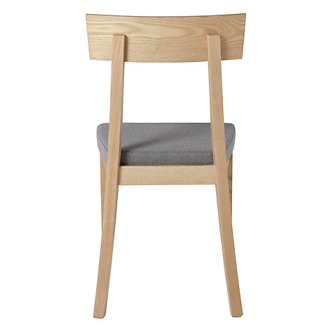 Buy John Lewis Akemi Chair, Ash Online at johnlewis.com