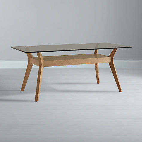 buy john lewis akemi coffee table john lewis