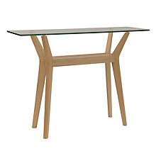 Buy John Lewis Akemi Console Table Online at johnlewis.com