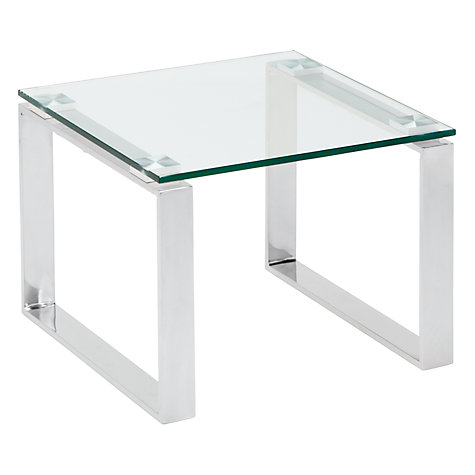 Buy John Lewis Frost 2 Nest Tables Online at johnlewis.com