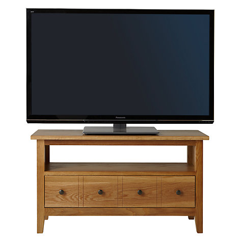 Buy John Lewis Grove 5 Drawer CD/DVD Cabinet Online at johnlewis.com