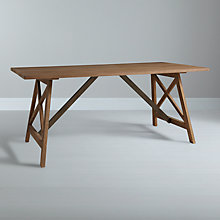 Buy John Lewis Ingalls 6 Seater Dining Table Online at johnlewis.com