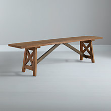 Buy John Lewis Ingalls Bench Online at johnlewis.com