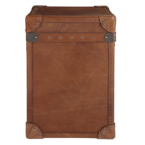 Buy John Lewis Landon Paris Trunk, Leather Online at johnlewis.com
