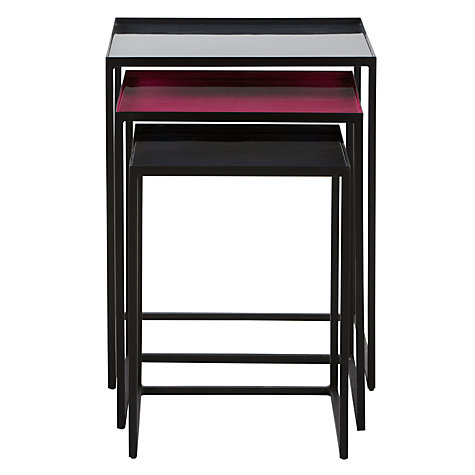Buy Content by Conran Accents, Nest of 3 Tables Online at johnlewis.com