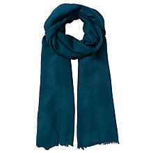 Buy COLLECTION by John Lewis Jacquard Basket Weave Scarf Online at johnlewis.com
