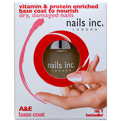 Buy Nails Inc. A&E Protein Base Coat, 10ml Online at johnlewis.com