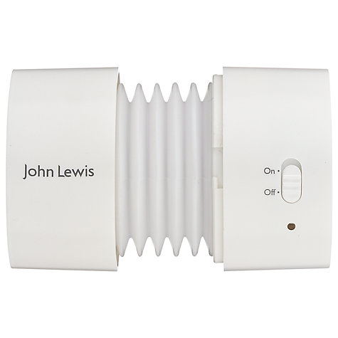 Buy John Lewis Spring Speaker, White Online at johnlewis.com
