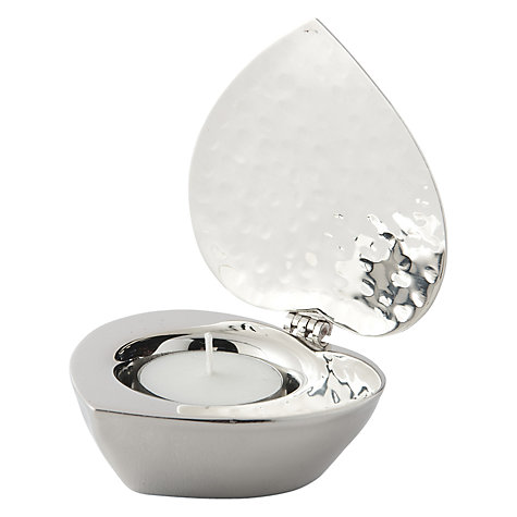 Buy Culinary Concepts Amore Heart Tealight Holder Online at johnlewis.com
