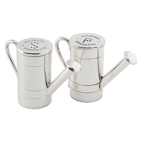 Buy Culinary Concepts Watering Can Salt and Pepper Set Online at johnlewis.com