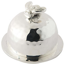 Buy Culinary Concepts Bee Small Domed Butter Dish Online at johnlewis.com